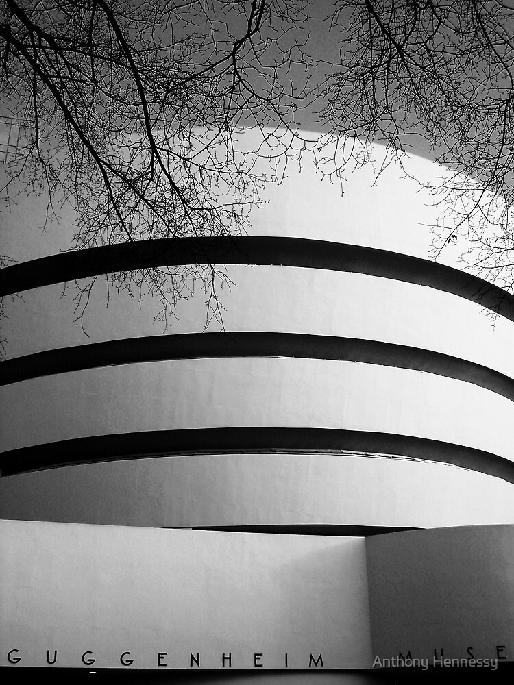 Guggenheim by Anthony Hennessy