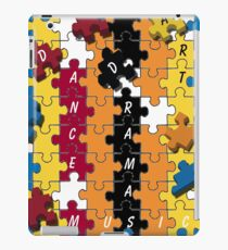 Puzzle Twister iPad Case/Skin