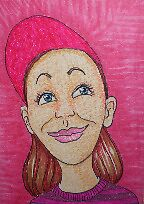 Pink and Pleased by Lenora Brown
