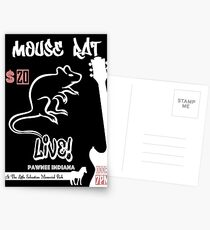 Postales Rat Rat Rat Concert Póster