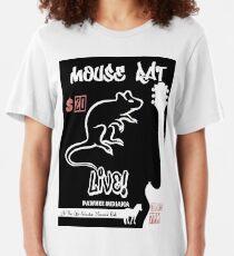 Camiseta ajustada Rat Rat Rat Concert Póster