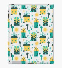 Sunny Day Windmills iPad Case/Skin