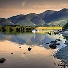 Sunrise over Skiddaw in the English Lake District by Martin Lawrence