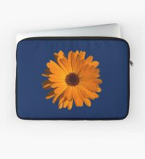 Orange power flower Laptop Sleeve