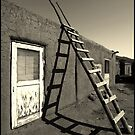 Shadows and Ladder by Gregory Collins