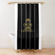 Limited AU edition 1 Shower Curtain