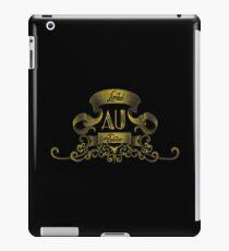 Limited AU edition 1 iPad Case/Skin