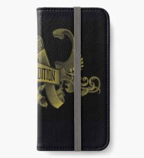 Limited Autistic edition iPhone Wallet/Case/Skin