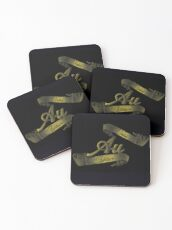 Limited autistic edition 2 Coasters