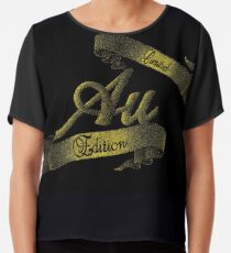 Limited autistic edition 2 Chiffon Top