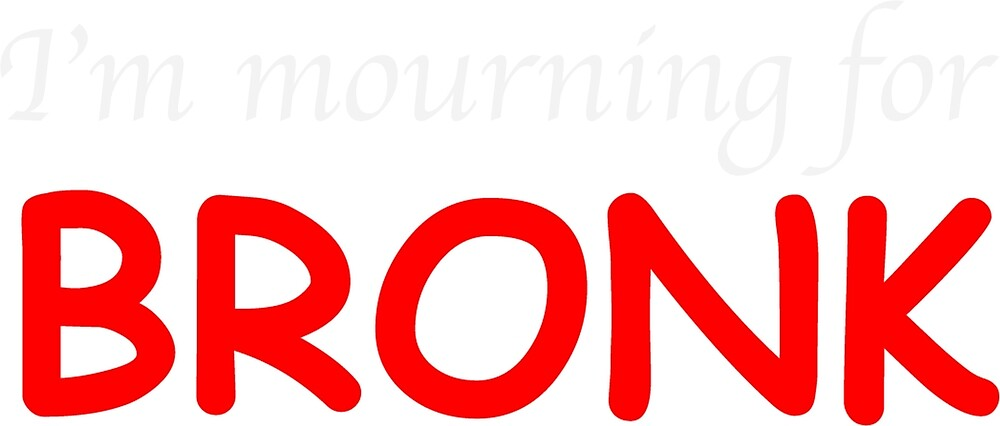 I'm Mourning For Bronk by Digitiser