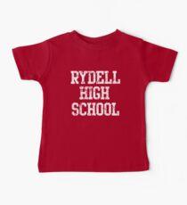 Retro Rydell High School Baby Tee