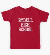 Retro Rydell High School Kids Tee