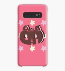 Cookie cat Case/Skin for Samsung Galaxy