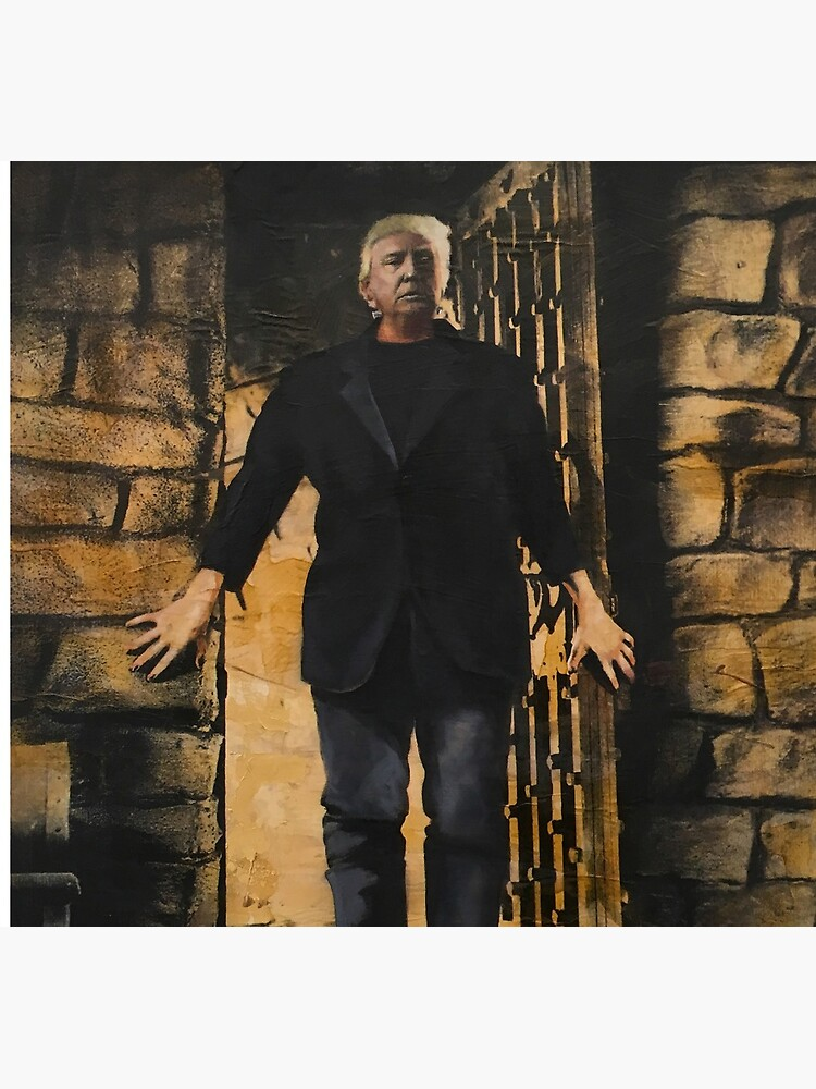 Trump: the Gate Keeper by SharkDick