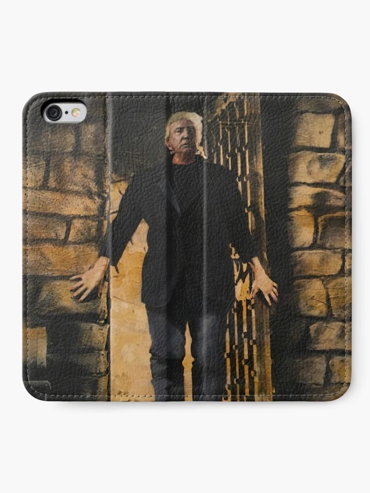 Alternate view of Trump: the Gate Keeper iPhone Wallet