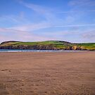 Sandy Beach & Coastline - Newport, Pembrokeshire by Harmony-Mind