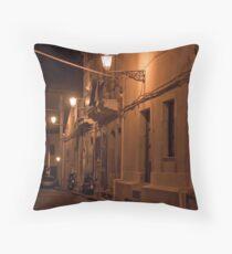 Quiet Night Throw Pillow