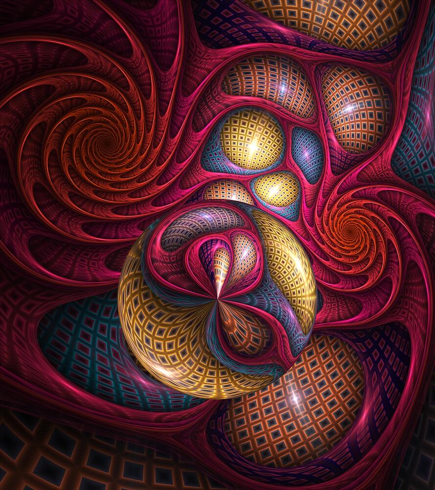 The Dreamer by Golubaja