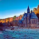 St Palladius' Church, Glen of Drumtochty by Gabor Pozsgai