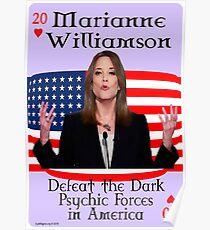Marianne Williamson Card Poster