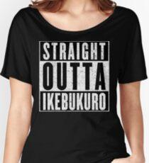 Otaku with Attitude: Ikebukuro Women's Relaxed Fit T-Shirt