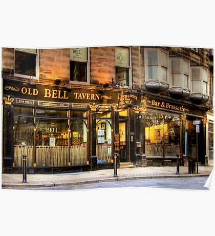 The Old Bell Tavern  Poster