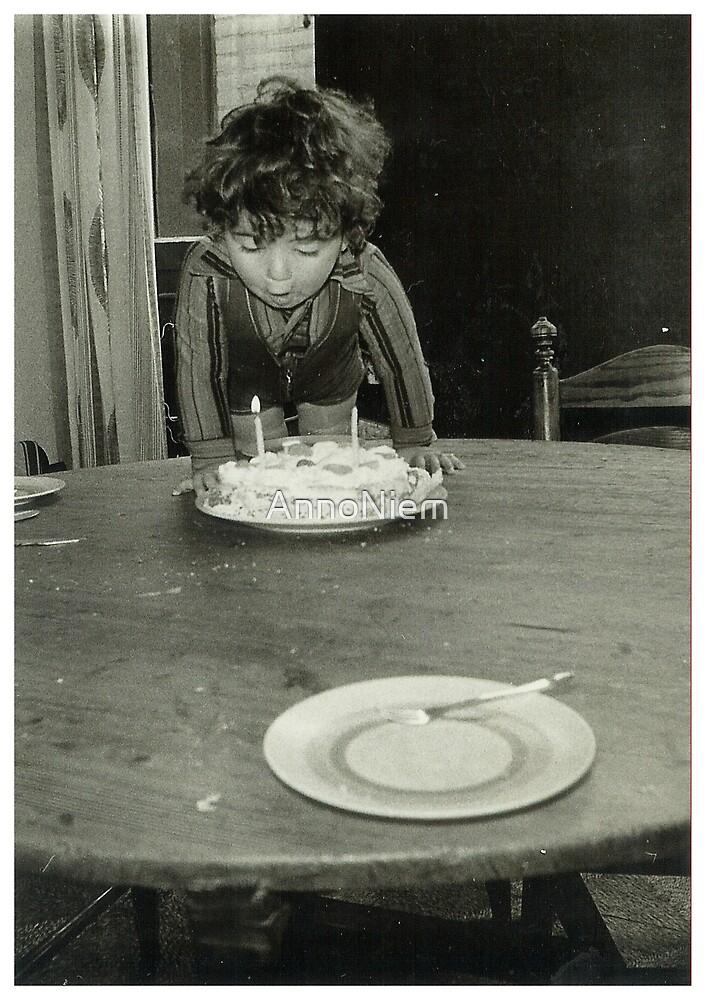 Oldskool Happy Birthday by AnnoNiem