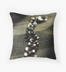 MY CHAIN Throw Pillow
