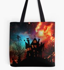 Witch House Tote Bag