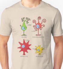 Meet your brain cells! - TALL T-Shirt