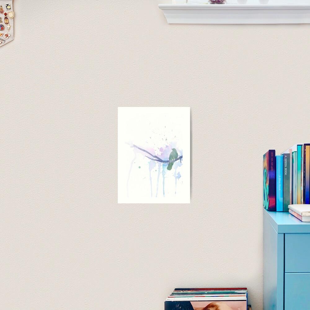 Put a bird on it! Art Print