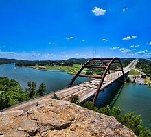 Austin 360 Bridge by Hilm3r -