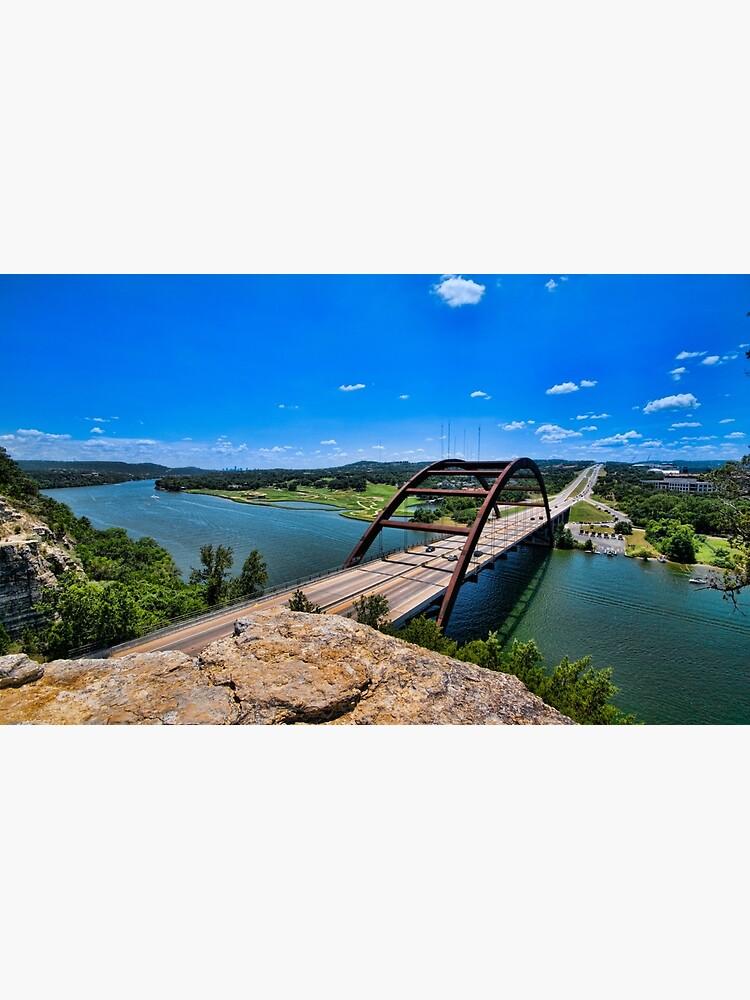 Austin 360 Bridge by hilmer