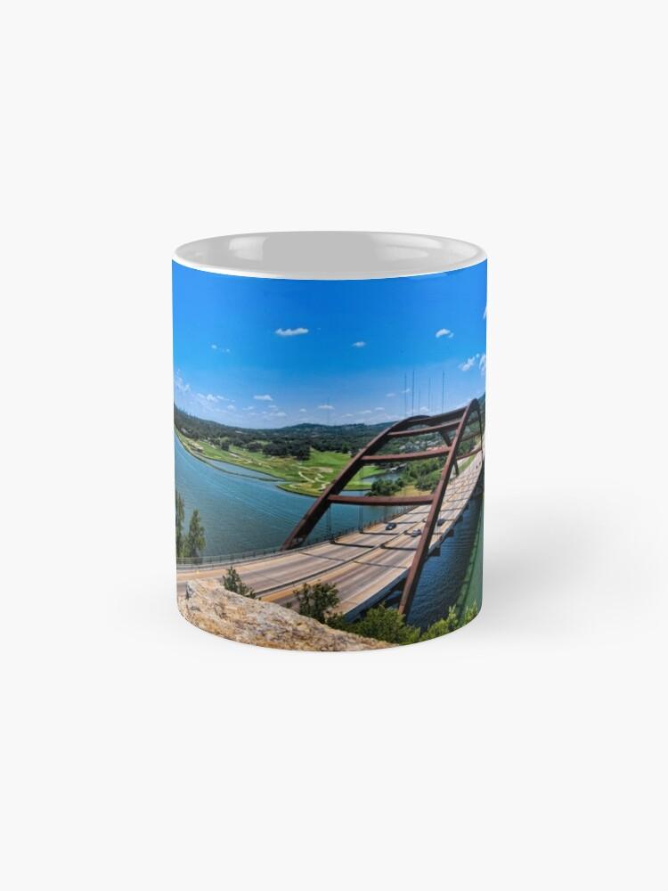 Alternate view of Austin 360 Bridge Mug