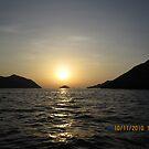 ''Sea Sunset - Mochima National Park'' by Harold Salazar David