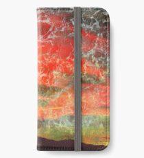 Phoenix Twilight iPhone Wallet/Case/Skin