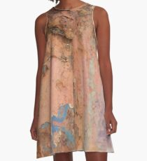 Rusty Trails A-Line Dress
