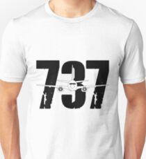 Boeing 737 Unisex T-Shirt