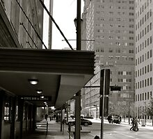 Downtown Houston by Hilm3r -