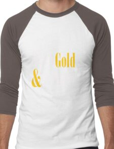 Five Gold and a Party Men's Baseball ¾ T-Shirt