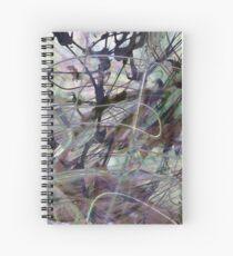 Retrofitted Geneology Spiral Notebook