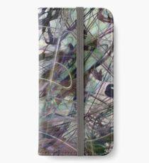 Retrofitted Geneology iPhone Wallet/Case/Skin