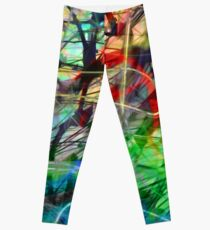 You Might Be an Alien Technology Leggings