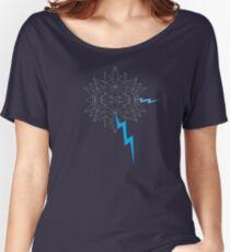 Geo Node Agressor Women's Relaxed Fit T-Shirt