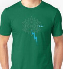 Geo Node Agressor Unisex T-Shirt