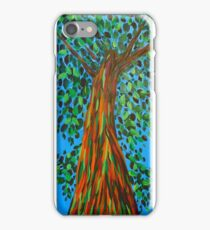 Rainbow  Eucalyptus  iPhone Case/Skin