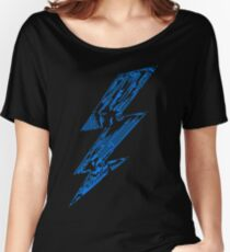 THUNDER FLASH Women's Relaxed Fit T-Shirt