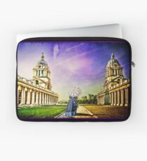 Return from the past. Laptop Sleeve