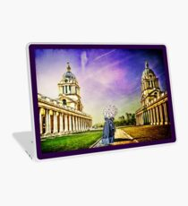 Return from the past. Laptop Skin
